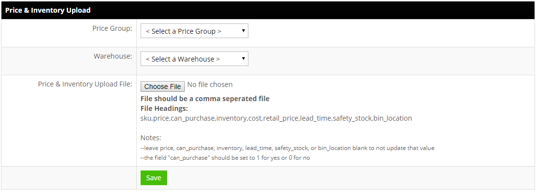 Managing Inventory in InfiPlex OMS